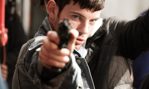 Harry Treadaway in Cockneys vs Zombies