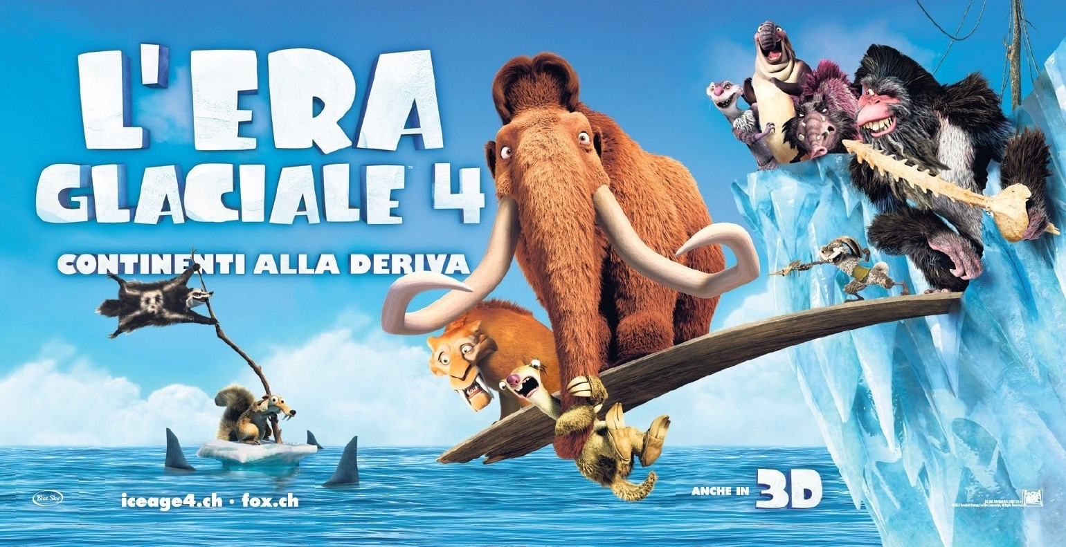 Ice Age 2009 3D Movie Free Download In Tamil