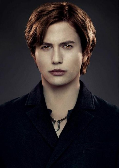 Jasper in The Twilight Saga - Breaking Dawn - Part 2