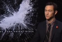 Joseph Gordon-Levitt Interview - The Dark Knight Rises
