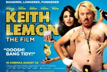 Keith Lemon The Film poster