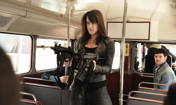 Michelle Ryan in Cockneys vs Zombies