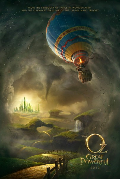 Oz Movie Teaser Poster