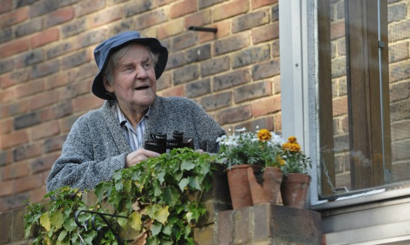 Richard Briers in Cockneys vs Zombies