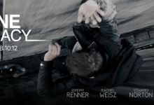 The Bourne Legacy Banner