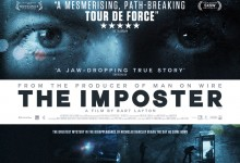 The Imposter UK Movie Poster