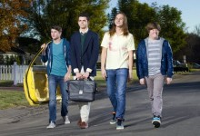 The Inbetweeners US
