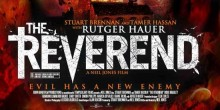 The Reverend UK Movie Poster