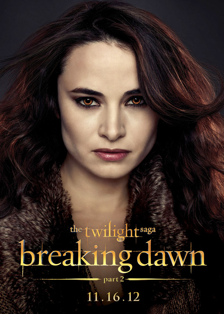 The Twilight Saga Breaking Dawn - Part 2 poster 1 - HeyUGuys