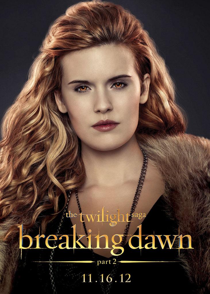The Twilight Saga Breaking Dawn - Part 2 poster 3 - HeyUGuys