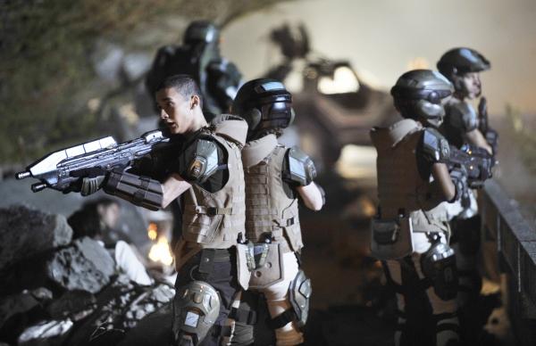 Halo 4 forward unto dawn new photos - Halo 4 photos ...