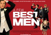 A Few Best Men UK Poster