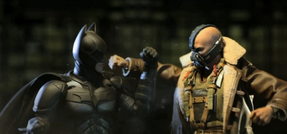 Batman Dark Knightfall
