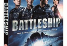 Battleship Blu-ray with UltraViolet (3D) (Large)
