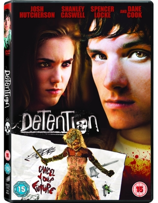 Detention DVD 3D