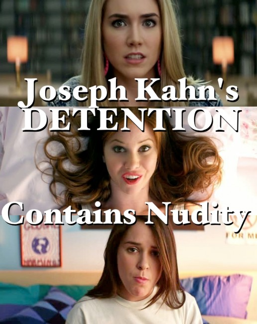 Detention Nudity
