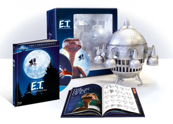 ET Exploded Blu-ray Boxset