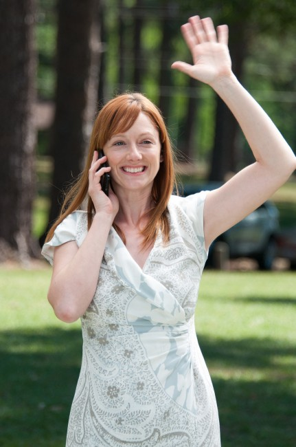 Judy Greer in Playing for Keeps