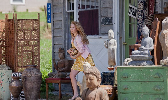 Juno Temple in The Brass Teapot