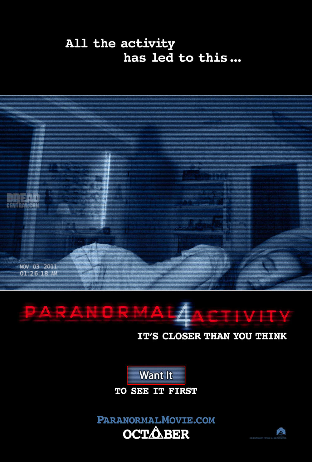paranormal activity cast - photo #33
