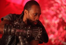 RZA in The Man with the Iron Fists