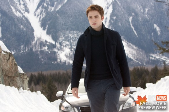 Robert Pattinson in The Twilight Saga: Breaking Dawn - Part 2