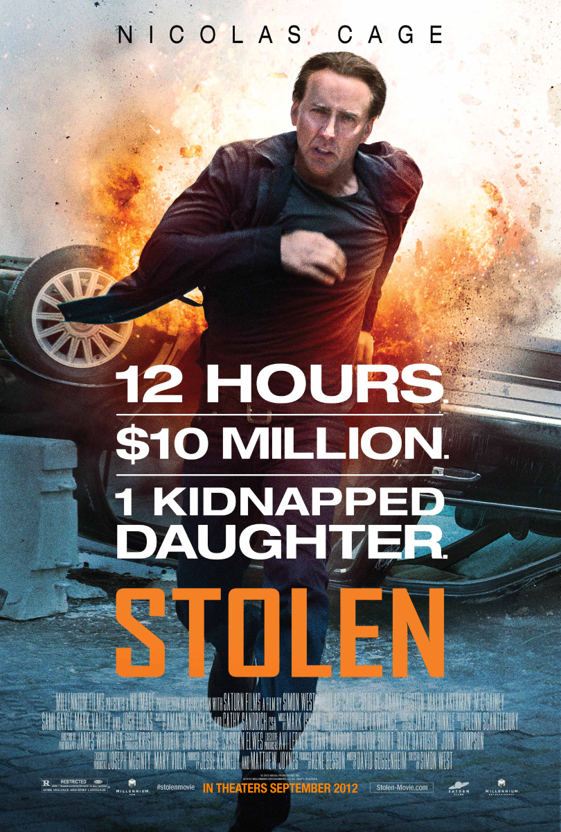 Stolen | FRENCH | BDRIP