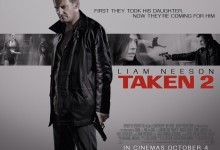 Taken 2 UK Poster Quad