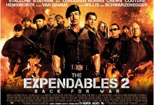 The Expendables UK Poster