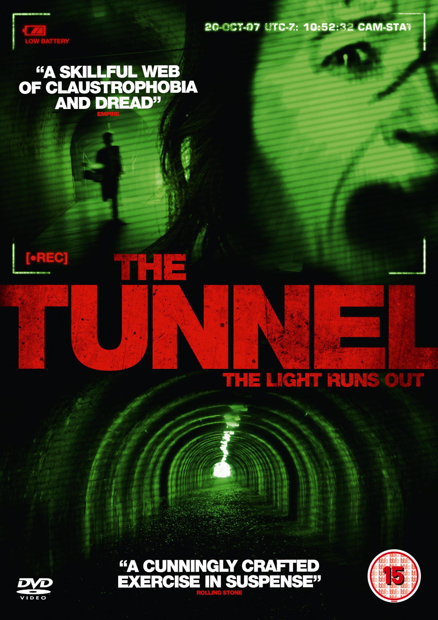 The Tunnel Packshot