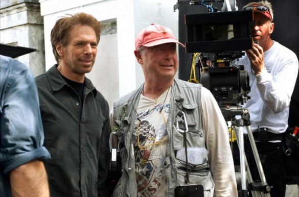Tony Scott and Jerry Bruckheimer (4)