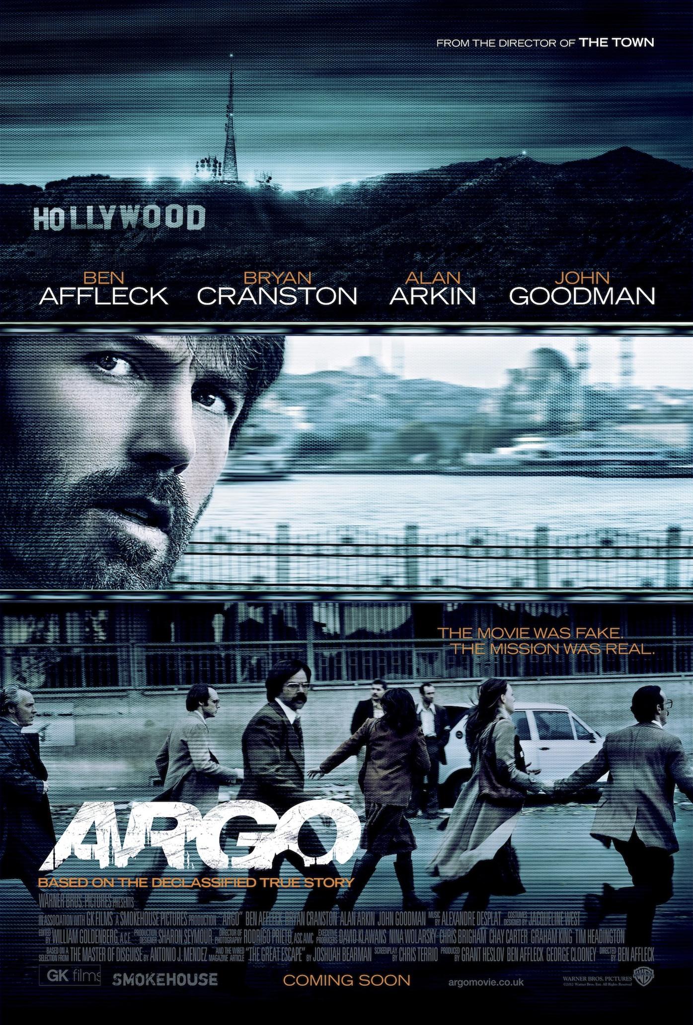 Argo - Movie Synopsis & Plot