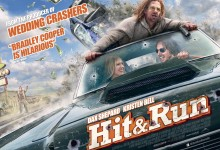 Hit and Run UK Poster