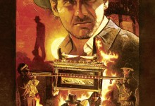 Indiana Jones - Raiders Of The Lost Ark UK Poster