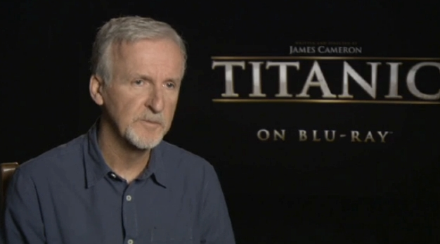 a review of the movie titanic by james cameron A movie review of titanic, directed by james cameron, and starring leonard dicaprio and kate winslet.