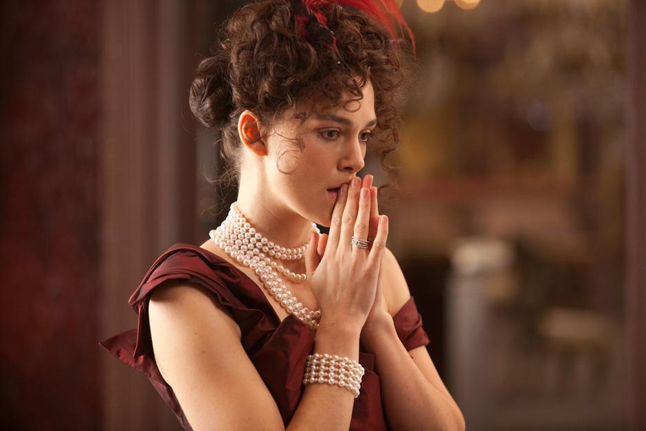 Keira Knightley in Ann...