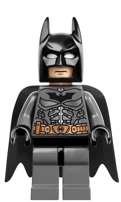 LEGO - Marvel and DC Character (14) - HeyUGuys