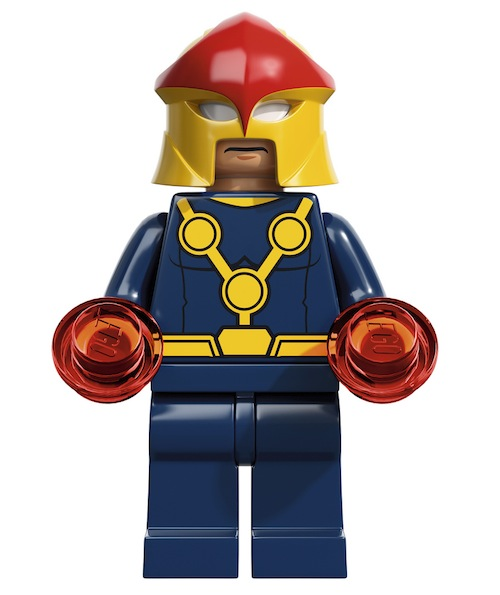 LEGO - Marvel and DC Character (20)