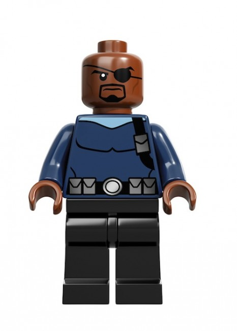 LEGO - Marvel and DC Character (21)