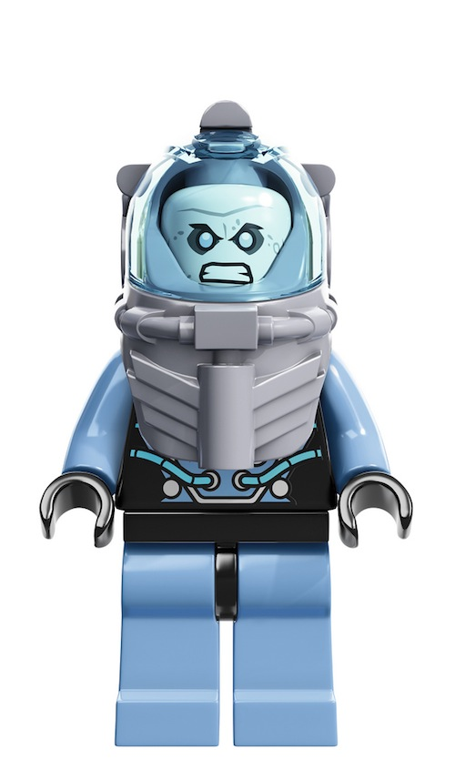 Lego Marvel And Dc Collections