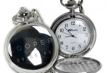 Looper Pocket Watch