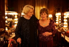 Maggie Smith and Pauline Collins in Quartet