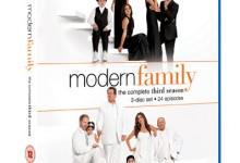 Modern Family Packshot