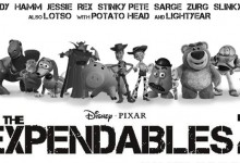 Toy Story The Expendables 2