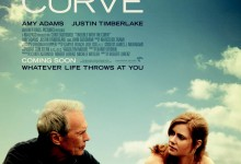 Trouble with the Curve UK poster