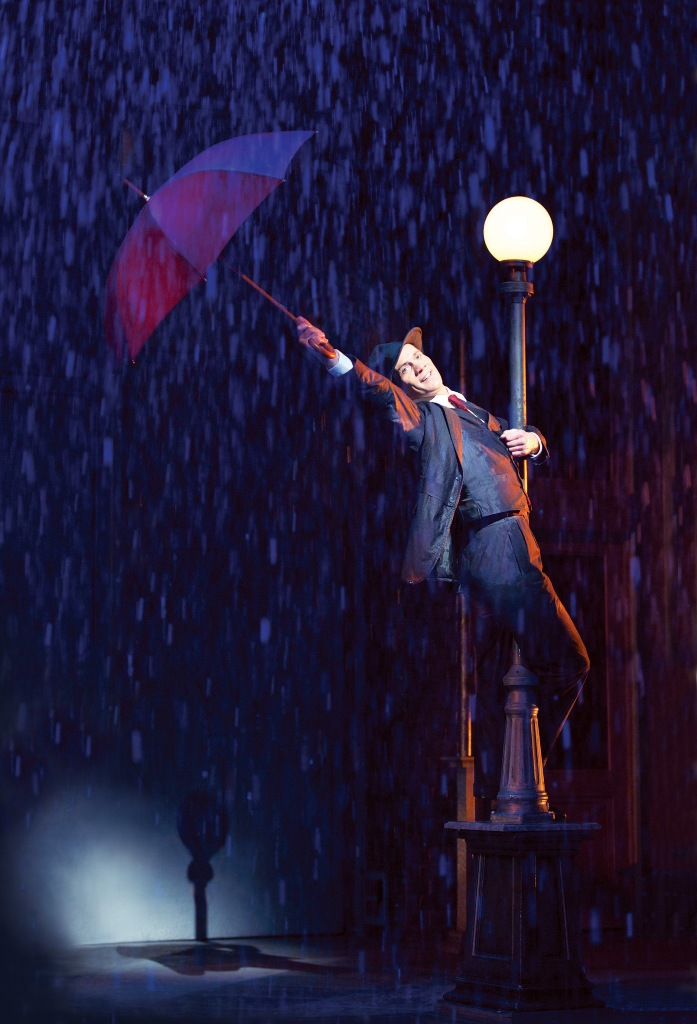 Review  Singin  in the Rain  Australian Tour  LATF USA