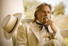 Don Johnson in Django Unchained