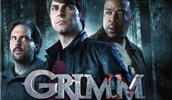 Grimm Season One DVD