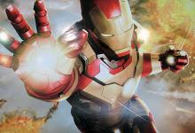 Iron Man 3 Promo Artwork