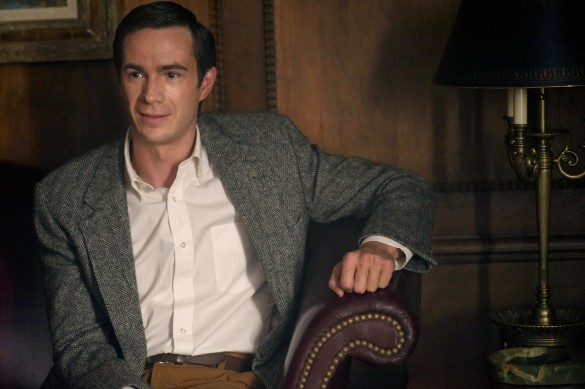 James D'Arcy in Hitchcock